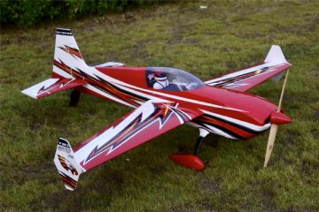 "NEW  Skywing 73"" Extra 300 V2-A RED"